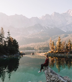 eibsee, wanderlust and photography