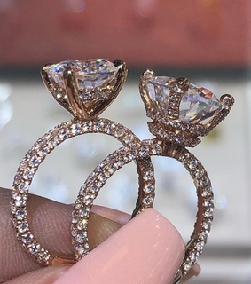 picture, girly and diamonds
