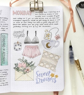 note book, life style and aesthetic