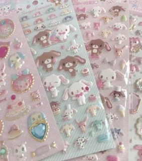 stickers, pastel and kawaii