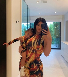 stormi webster, new and kylie jenner