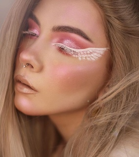 pink highlighter, creative and pink
