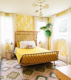 decor, Sunny and yellow