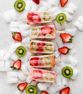 food, popsicles and sweets
