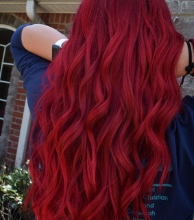 gials, goals and red hair