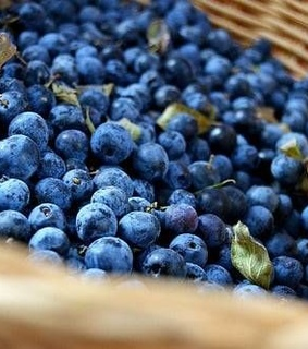 food, FRUiTS and blueberries