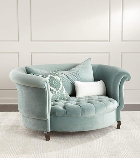 house, fauteuil and Vert