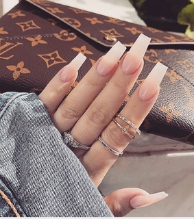 nails goals, inspiration and tumblr inspo