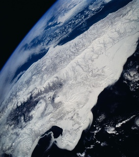 kamchatka, earth and nasa