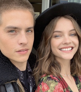 barbra palvin, couple goals and love