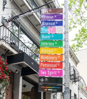 new york, lgbt and nyc