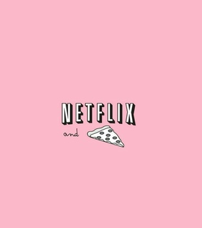 netflix, aesthetic and pink