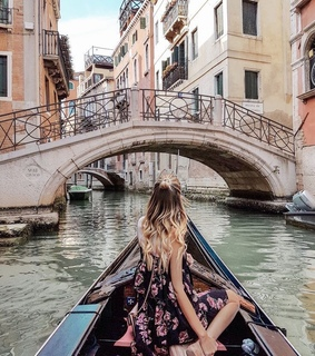 italy, instagram model and river