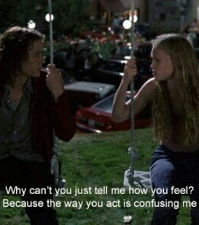 swing, cute and 10 things i hate about you