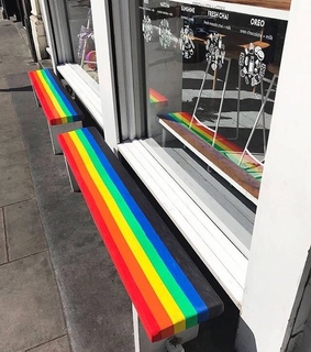 art, rainbow and lgbtq