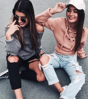 best friends, happiness and friendship goals