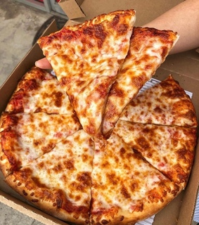pizza, yummy and hungry