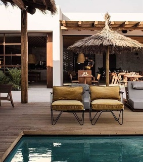home, swimming pool and outdoors