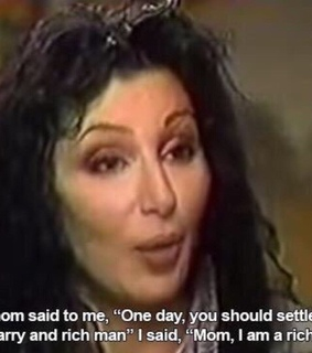 quotes, cher and feminism
