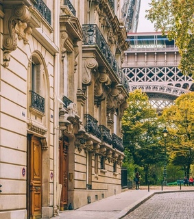 architecture, paris and city