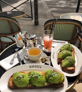 cafe, fashion and travel