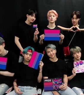 kpop, bts lgbt and bts reaction