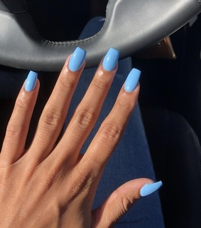 style, instagram and fake nails