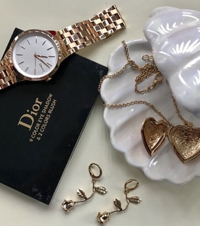 accessories, fashion and necklace locket