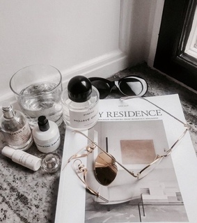 cosmetics, fashion and aesthetic