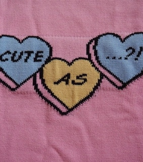 heart, text and soft