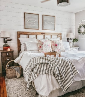 decor, bedroom and home