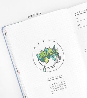 bullet journal, productivity and minimalista