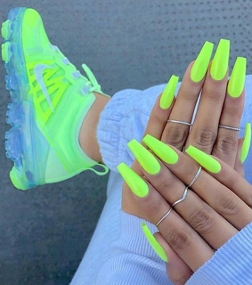gel, tumblr and nails