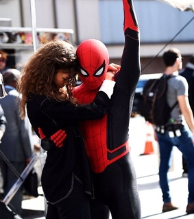 spider-man: far from home, actors and spider-man