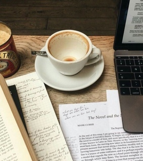 motivation, coffee and notes