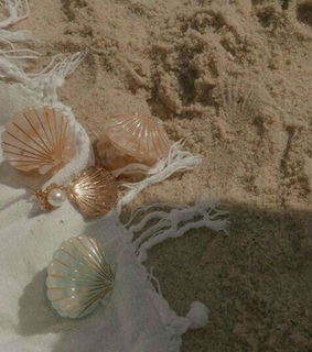 ethereal, beach and sand