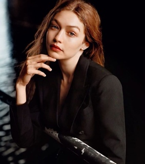 gigi hadid, model and fashion