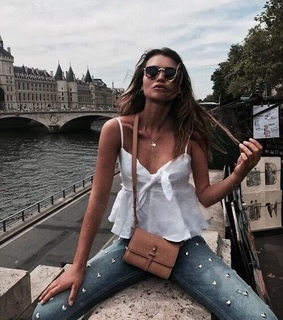 chic, city and summer
