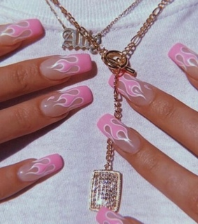 nails, jewelry and aesthetic