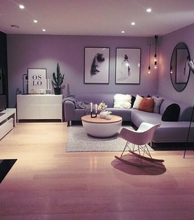 living room, décoration and house