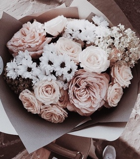 bouquet, roses and flowers