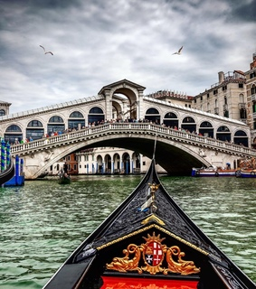 venice and italy