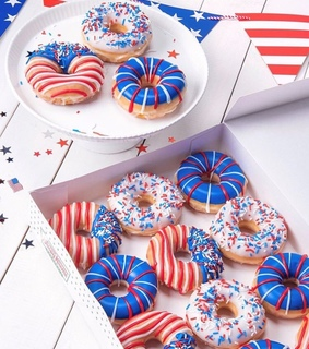 yummy, independence day and united states