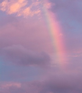 pink, rainbow and soft