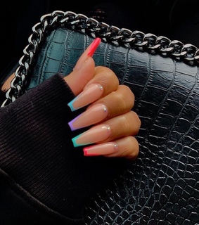beauty, nails goals and girly inspiration