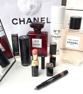 cosmetics, chanel and fashion