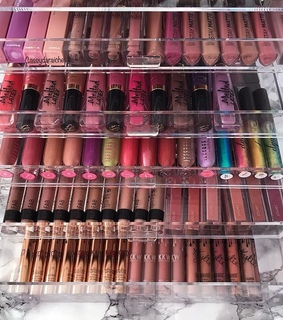 mac, girly and make up