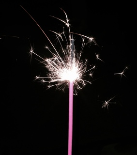 photography, sparkler and light