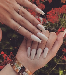 tumblr inspo, nails goals and inspiration