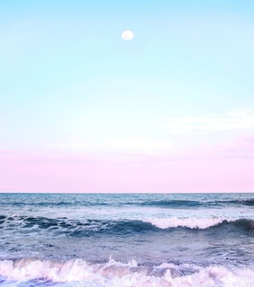 pastel, candycolors and sea